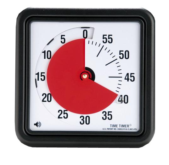 Time Timer audible Medium