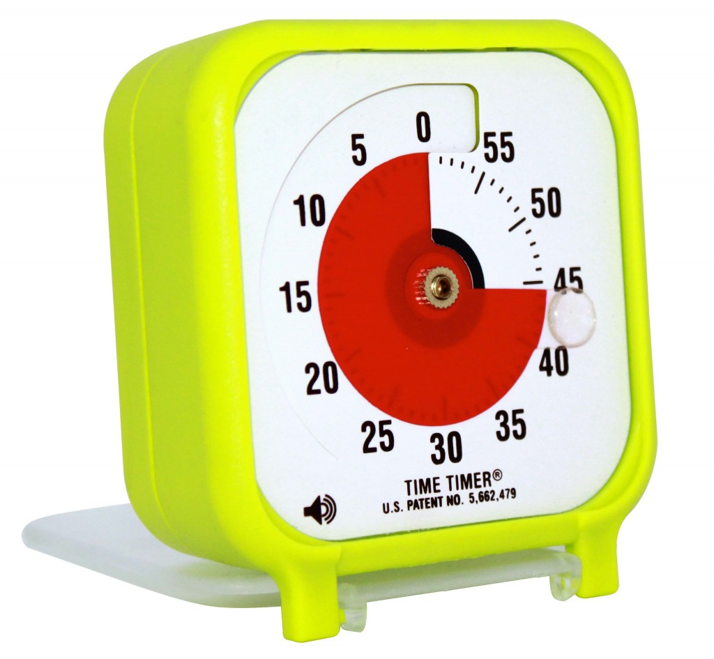 Time Timer Pocket groen