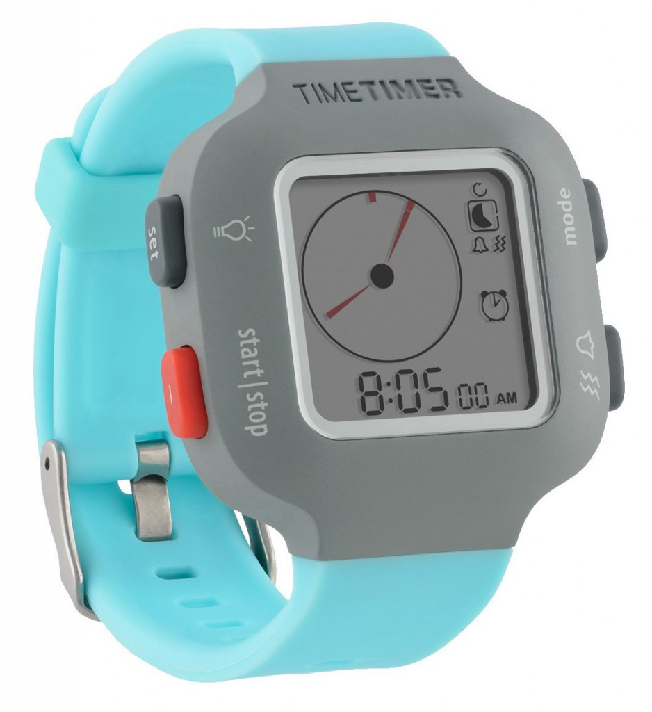 Time Timer watch Plus youth blue