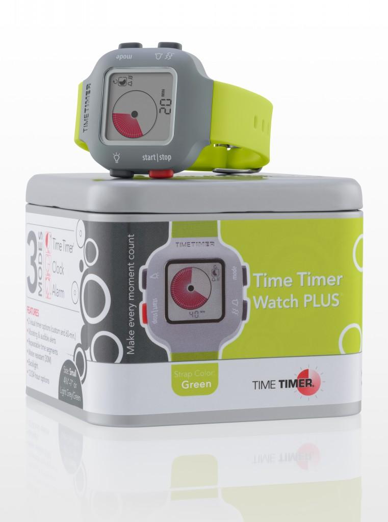 Packaging-limegreen-Timer 20 min.