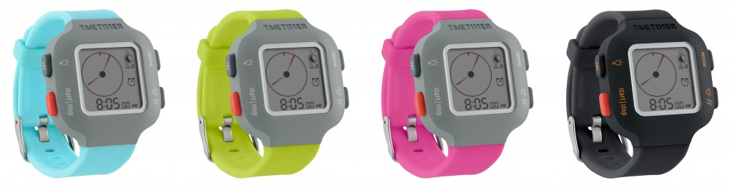 Time Timer watches Plus - youth size - 4 colours